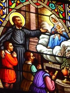27 de Noviembre: San José de Calasanz (patrón de la Educación Católica)
