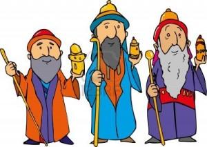 Pero, ¿quiénes son los Reyes Magos?