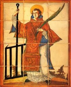 Fiesta de San Vicente, mártir (patrón de la anteiglesia)