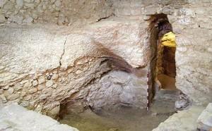 Desentierran una cueva en la que se cree que pudo vivir Jesucristo