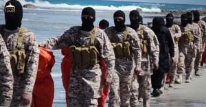 Francisco condena el «continuado martirio» de cristianos por parte del Estado Islámico