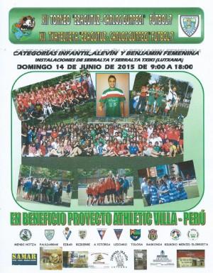 Este domingo se celebra la XIII edición del Torneo Ezagutuz – Carlos Gurpegui en Serralta