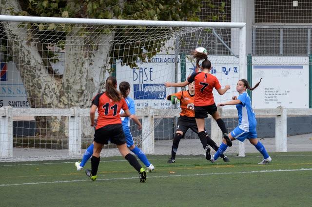 El Pauldarrak cae ante el Osasuna (1-2) y sigue sin puntuar en Serralta