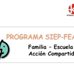Primera reunión SIEP-FEAC (familia y escuela) de ESO.