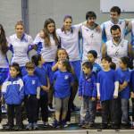 Presentación de equipos del Club Baloncesto PAÚLES