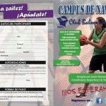 El Club Baloncesto Paúles tendrá un campamento de Navidad para nacidos entre 2002 y 2008