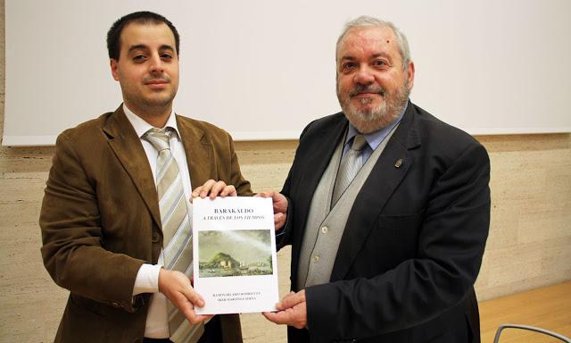 Nuevo Libro sobre «Historia de Barakaldo»