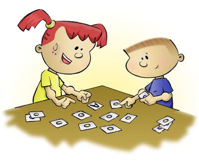 Diez juegos para estimular la memoria de los ni os for Memoria descriptiva de un colegio