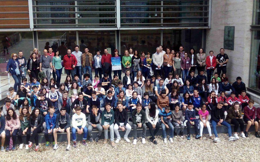 Alumnos de 16 colegios plantean sus compromisos con el medio ambiente en el foro de la Agenda 21
