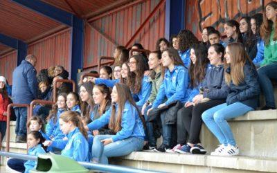El fútbol femenino barakaldés deslumbra al mundo en Suecia