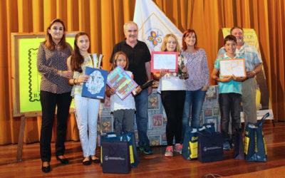 La muestra 'El mundo de los sellos' se expone por primera vez en Barakaldo en el colegio Paúles