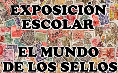 """Exposición """"El mundo de los sellos"""""""