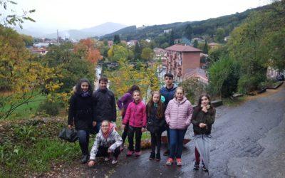Convivencias de 6º de Primaria en Güeñes