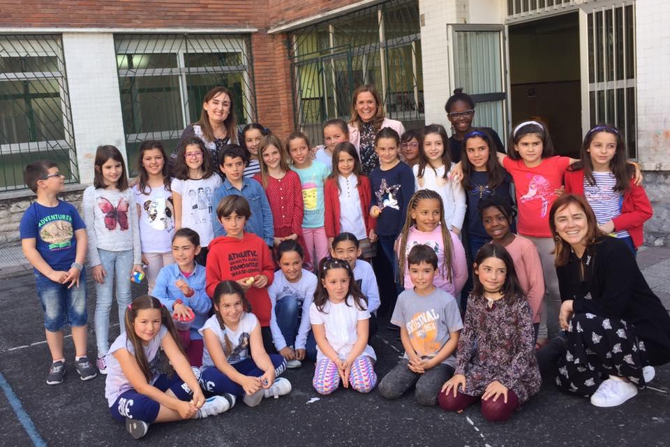 Visita de la Alcaldesa y Concejala de cultura