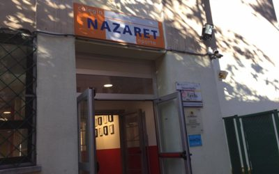 Visita al Colegio Nazaret Oporto