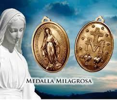 La Fiesta de María, la Virgen de la Medalla Milagrosa