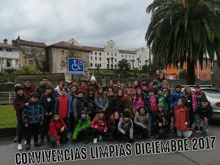 Convivencias en Limpias (2-3 diciembre)