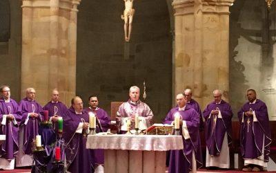 Celebración en la Catedral de Bilbao