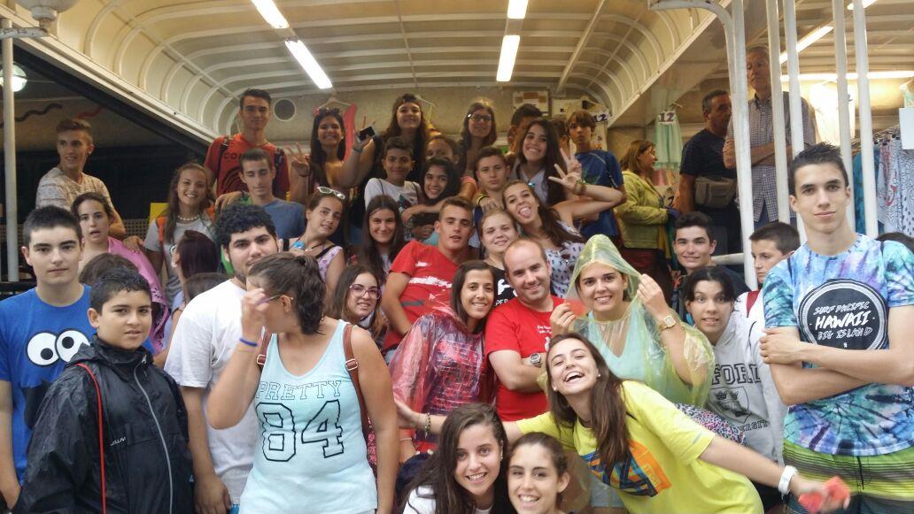 Campus de verano en Paúles