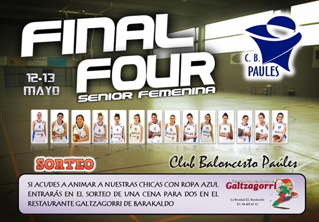 Final Four Sénior Femenina