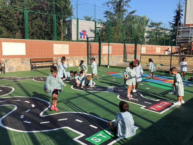 Apertura del Parque Infantil