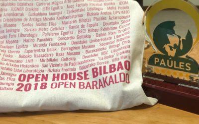 Paúles en el Open House Barakaldo