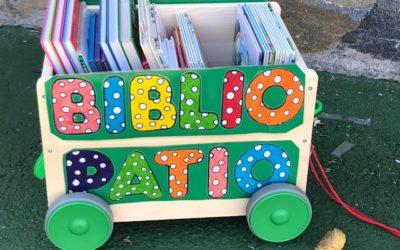 La Bibliopatio, una apuesta por el fomento de la lectura