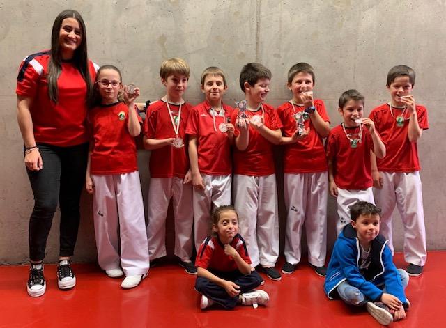 Competición de Taekwondo