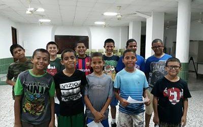 Semana de la misión de Honduras