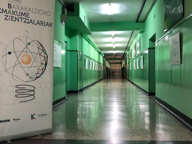 Exposición «Mujeres Científicas de Barakaldo»