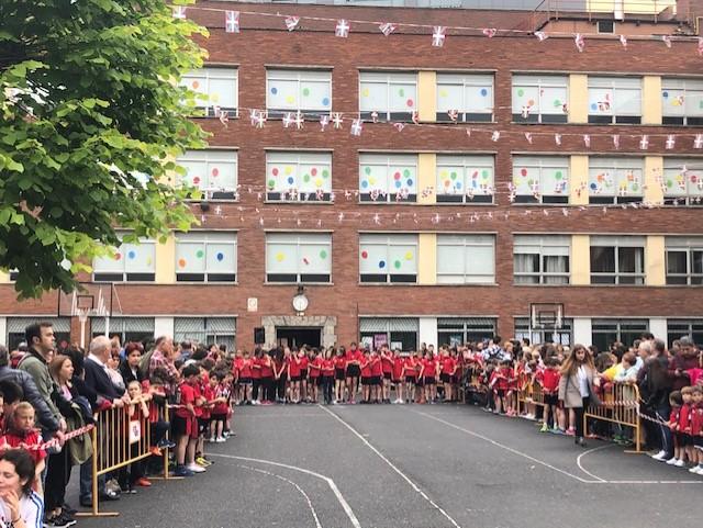 Fiesta del Colegio