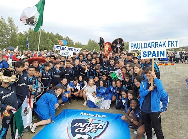 Pauldarrak en Pitea, Suecia