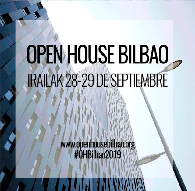 Paúles en el Open House Bilbao
