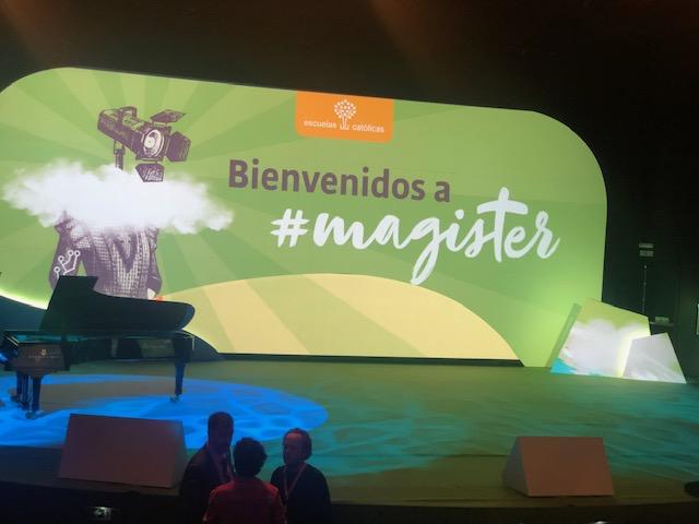 El Colegio San Vicente de Paúl presente en el Congreso Escuelas Católicas #Magister