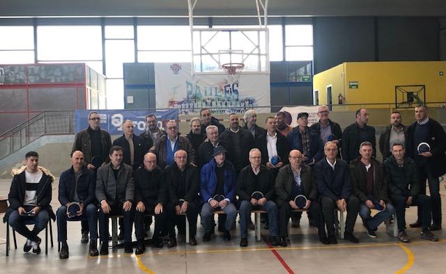 50 aniversario del Club de Baloncesto Paúles