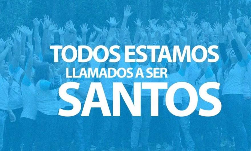 ¡Feliz Solemnidad de Todos los Santos!.