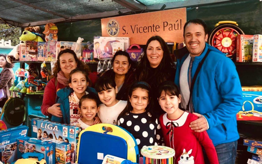 Paúles, colegio participante en el XIX Rastrillo Infantil Solidario