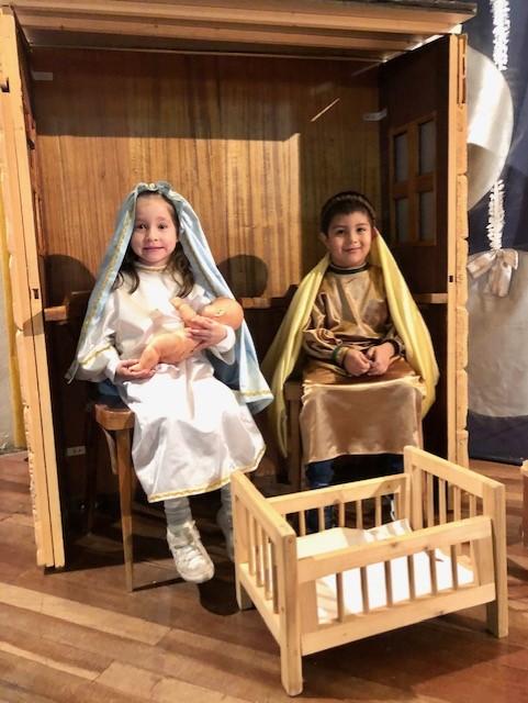 Festival de Navidad – Infantil