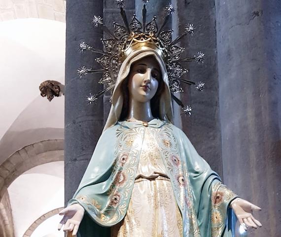 Festividad de la Virgen Milagrosa