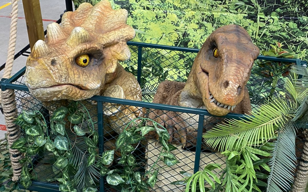 Paúles Jurassic Park
