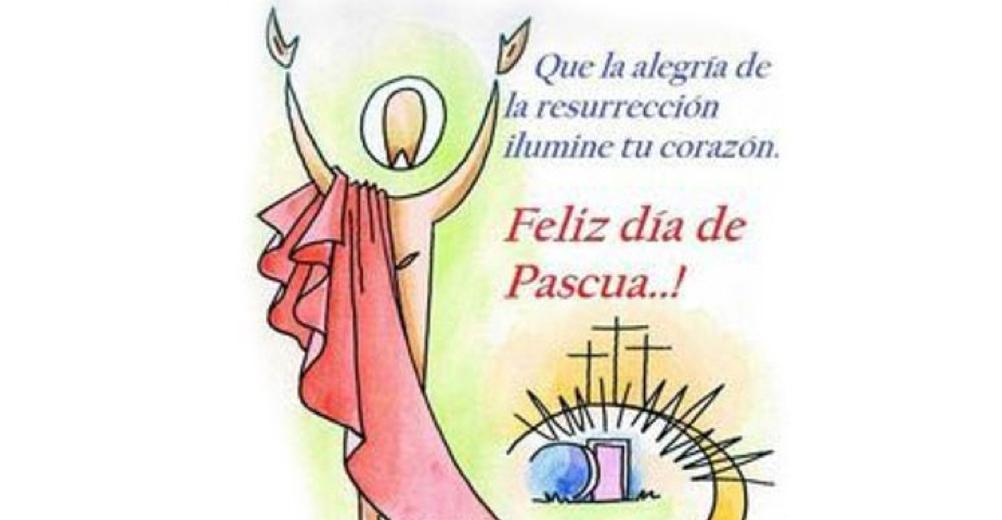 Pascua: ¡Cristo ha resucitado!
