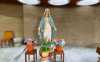 Mes de la Virgen María