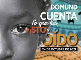 DOMUND, DOMINGO MUNDIAL DE LAS MISIONES
